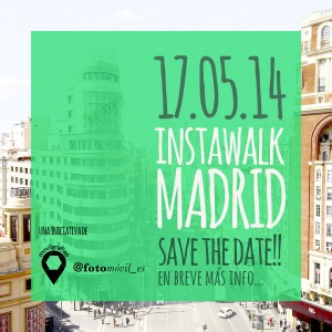 instawalk madrid save the date2